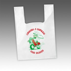 Shopper Biodegradabile Take Away