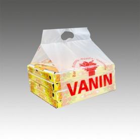 Buste Porta Pizze Plastica Personalizzate