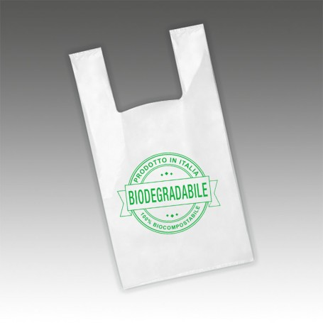 Shopper Biodegradabile Compostabili