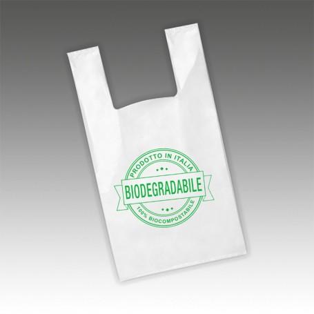 Shopper Biodegradabile Compostabili