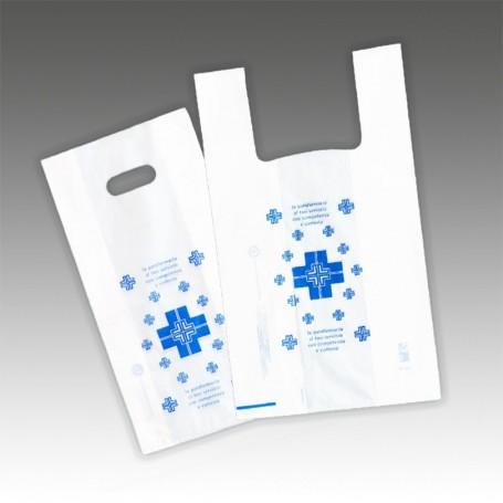 Buste Biodegradabili Compostabili per Parafarmacia