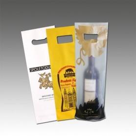 Buste Plastica Vino ed Enoteca Personalizzate