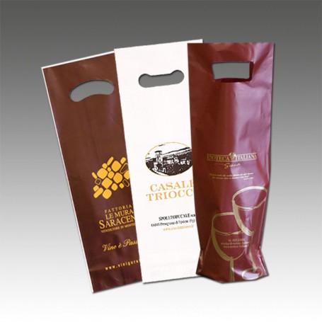 Buste Biodegradabili Vino ed Enoteca Personalizzate