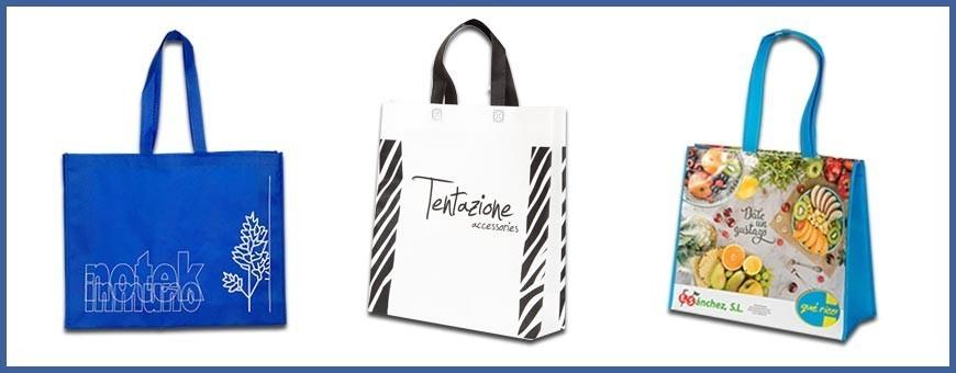 Shopper Tnt stampa Personalizzate con logo