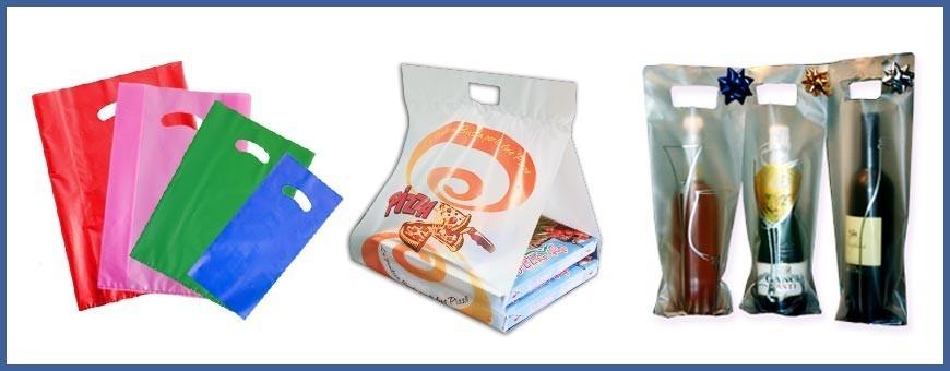 Buste Plastica Online in pronta consegna: sacchetti e shopper plastica