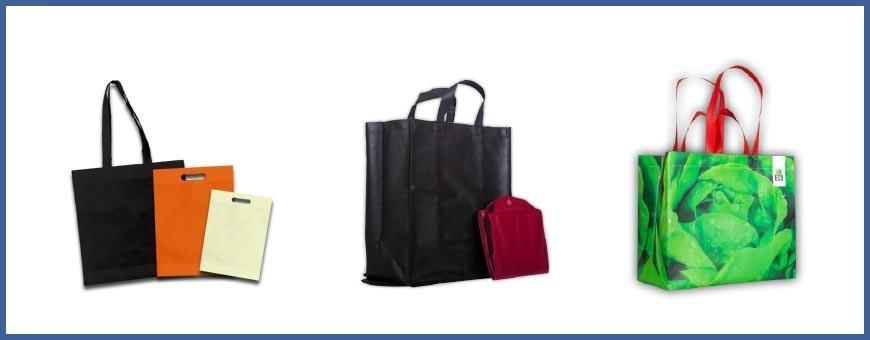 Buste TNT online in pronta consegna: sacchetti e shopper TNT online